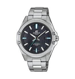 Edifice Edifice EFR-S107D-1AVUEF Horloge Heren Staal zwart Sapphire