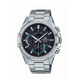 Edifice Edifice EFR-S567D-1AVUEF  Horloge heren staal Zwart Chrono Sapphire