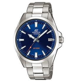 Edifice Edifice EFV-100D-2AVUEF Horloge Heren Staal Blauw