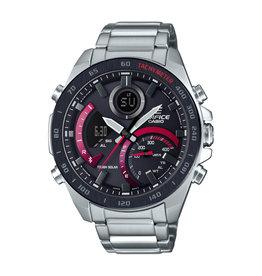 Edifice Edifice ECB-900DB-1AER Horloge Heren Staal Bluetooth Chrono Tough Solar