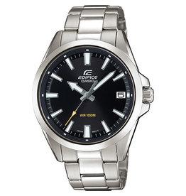 Edifice Edifice EFV-100D-1AVUEF Horloge Heren Staal Zwart