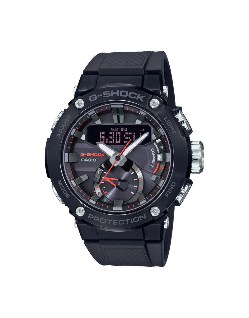 Casio Premium Casio G-Shock GST-B200B-1AER Horloge Bluetooth Tough Solar