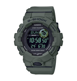 Casio Casio G-Shock GBD-800UC-3ER Horloge Digitaal Groen