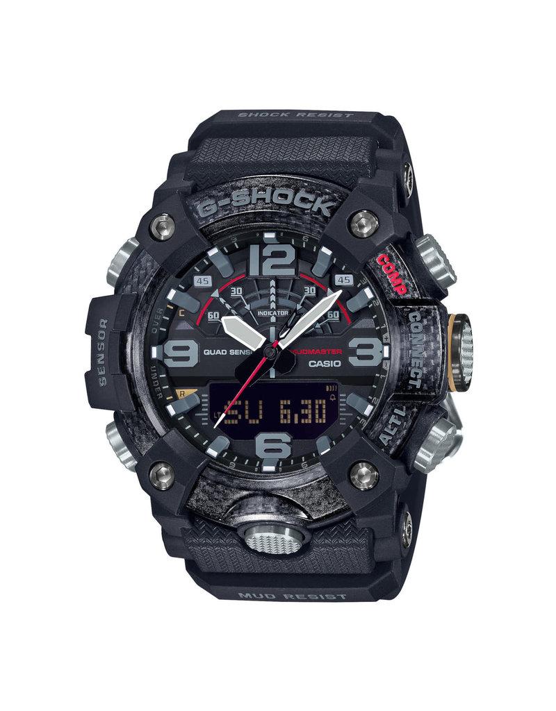 Casio Premium Casio G-Shock GG-B100-1AER Mudmaster Bluetooth Zwart