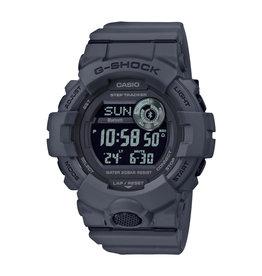 Casio G-Shock GBD-800UC-8ER Horloge Digitaal Grijs