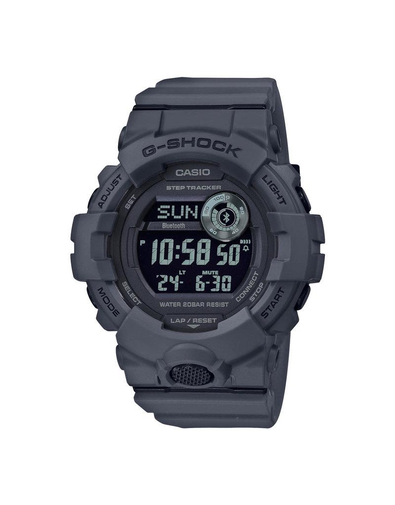 Casio Casio G-Shock GBD-800UC-8ER Horloge Digitaal Grijs