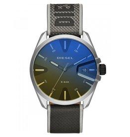 Diesel DZ1902 Horloge Heren Staal Nylon