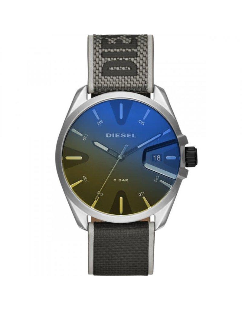 Diesel Diesel DZ1902 Horloge Heren Staal Nylon