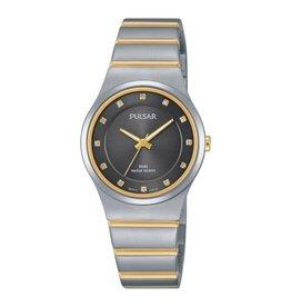Pulsar Pulsar PH8171X1 Horloge Dames Staal/Goud verguld