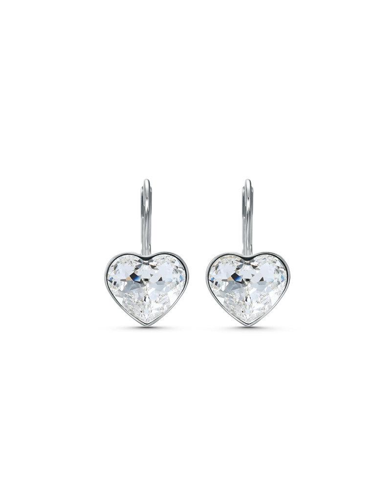 Swarovski Swarovski 5515191 Oorbellen Bella Heart