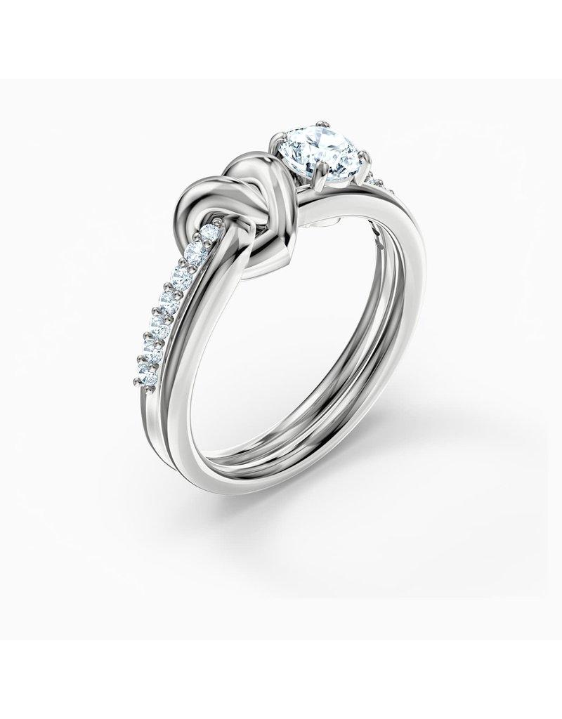 Swarovski Swarovski 5517930 Ring Lifelong Heart Maat 55