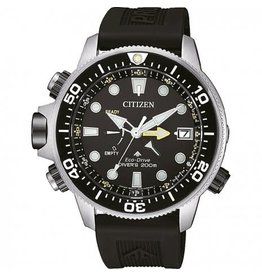 Citizen Citizen BN2036-14E Horloge Promaster Sea Ecodrive Zwart