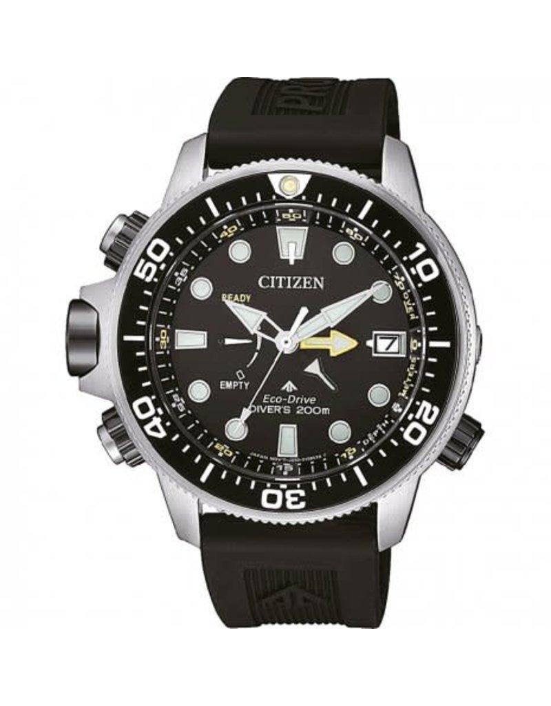Citizen Citizen BN2036-14E Horloge Promaster Sea Ecodrive Zwart