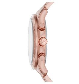 Michael Kors Michael Kors MK6796 Horloge Dames Staal Rosé kleurig