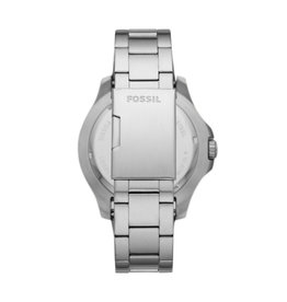 Fossil Fossil FS5687 Horloge Diver Staal Zwart