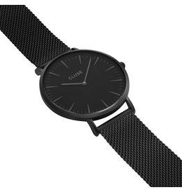 Cluse Cluse CW0101201005 Horloge Dames Boho Chic Mesh Black
