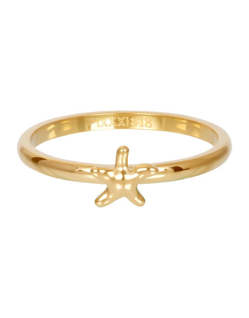 iXXXi iXXXi R03507-01 20 Ring Zeester goud maat 20