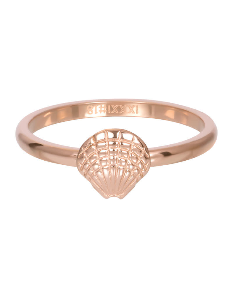 iXXXi iXXXi R03508-02 20 Ring Schelp rosé maat 20