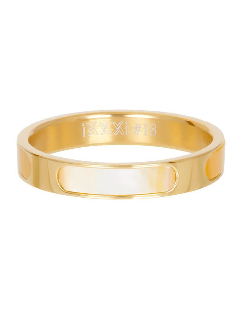 iXXXi iXXXi R05601-01 21 Ring Aruba Gold maat 21