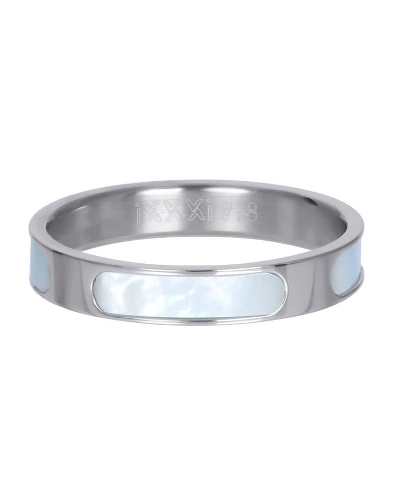 iXXXi iXXXi R05601-03 19 Ring Aruba zilver maat 19