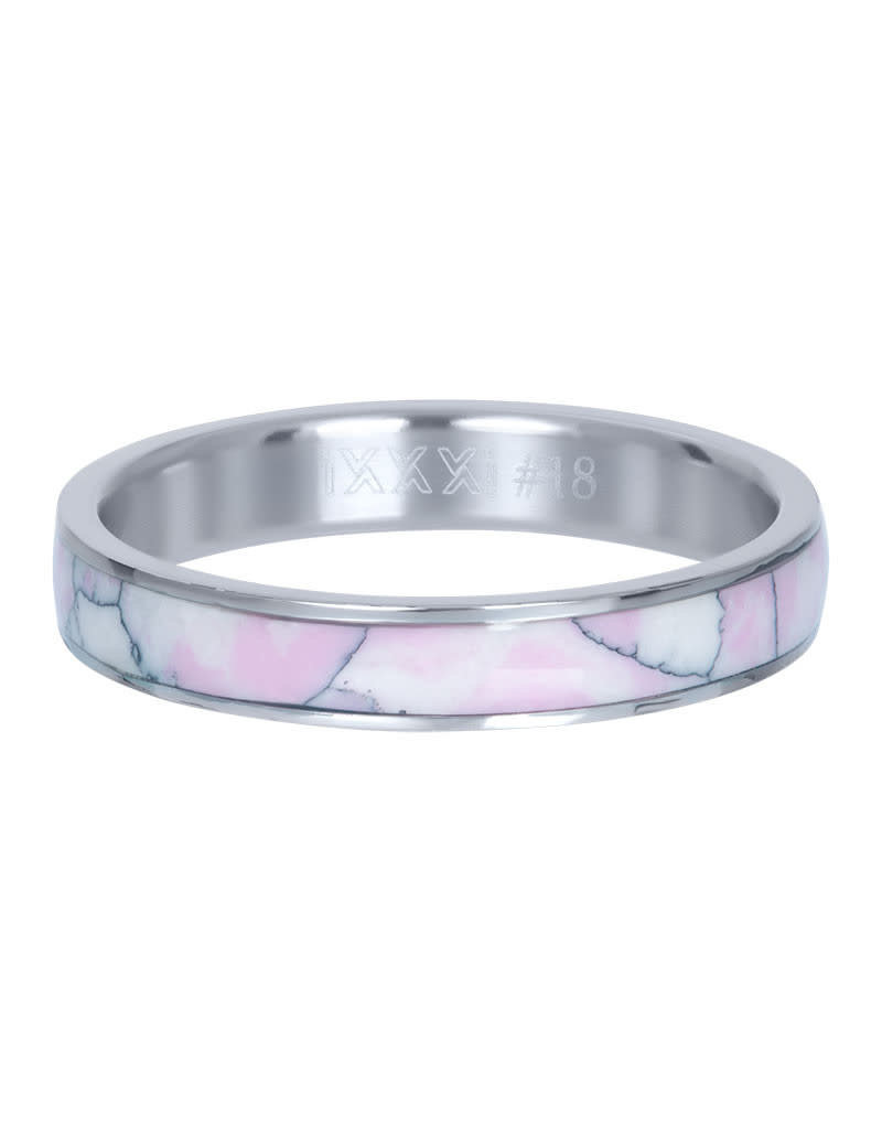 iXXXi iXXXi R03706-03 19 Ring Pink paradise maat 19