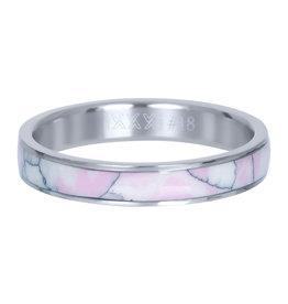 iXXXi iXXXi R03706-03 20 Ring Pink paradise maat 20