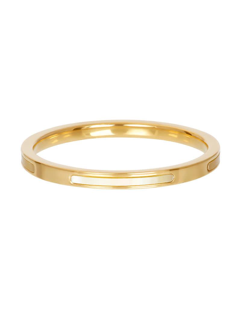 iXXXi iXXXi R05203-01 19 Ring goud Bonaire maat 19