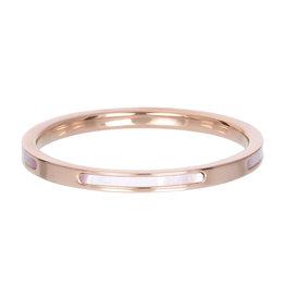 iXXXi iXXXi R05203-02 19 Ring rosé Bonaire maat 19