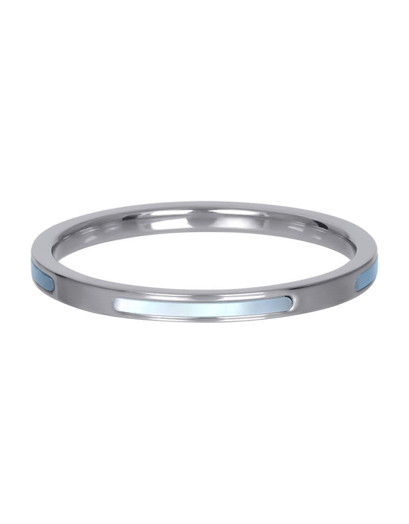 iXXXi iXXXi R05203-03 19 Ring zilver Bonaire maat 19