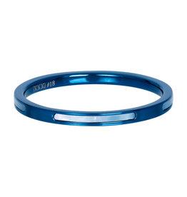 iXXXi iXXXi R05203-08 18 Ring blue Bonaire maat 18