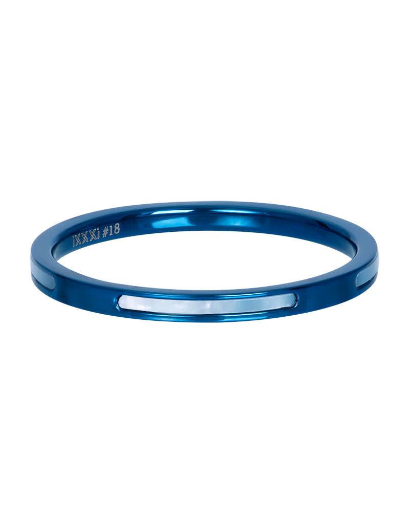iXXXi iXXXi R05203-08 21 Ring blue Bonaire maat 21