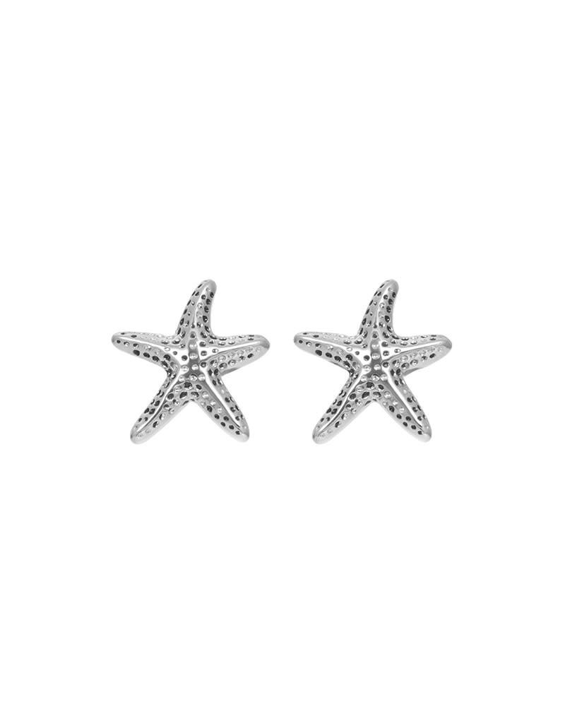 iXXXi iXXXi E0330199003 Oorbellen zilver Sea Star