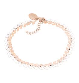 iXXXi iXXXi B0038099002 Armband rosé Malediven white 18+3cm