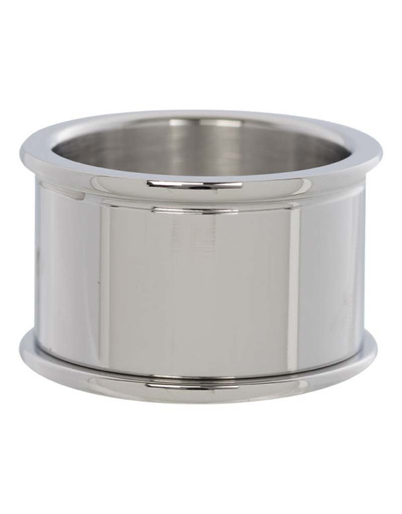 iXXXi iXXXi R02001-03 17 Ring Basis zilver maat 17