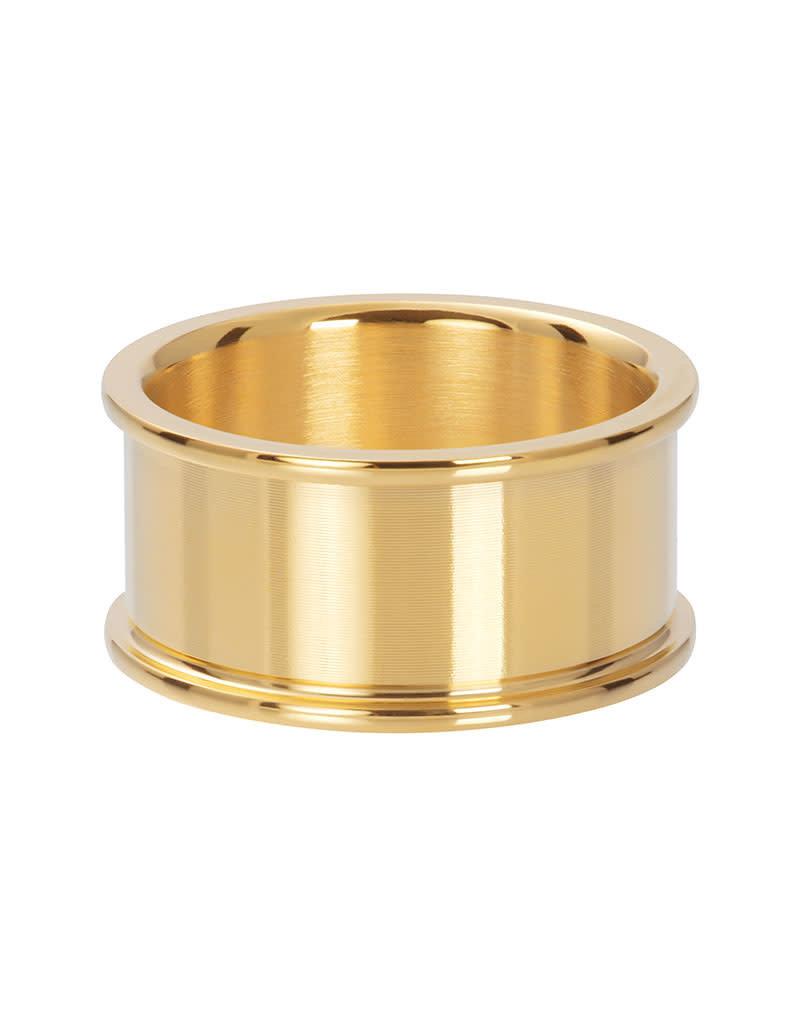 iXXXi iXXXi R07201-01 17.50 Ring Basis goud 10mm 17.5