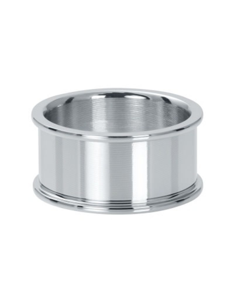 iXXXi iXXXi R07301-03 18 Basis Ring 10mm Zilver maat 18
