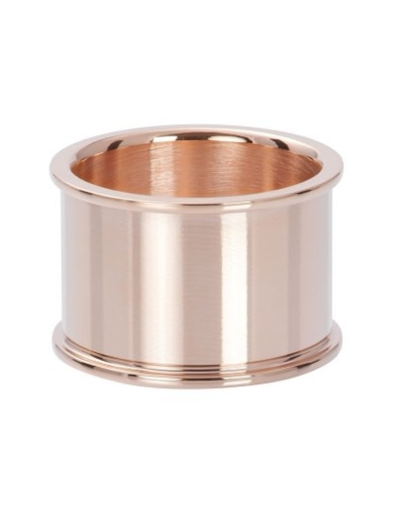 iXXXi iXXXi R07401-02 17 Ring Basis 14MM rosé maat 17
