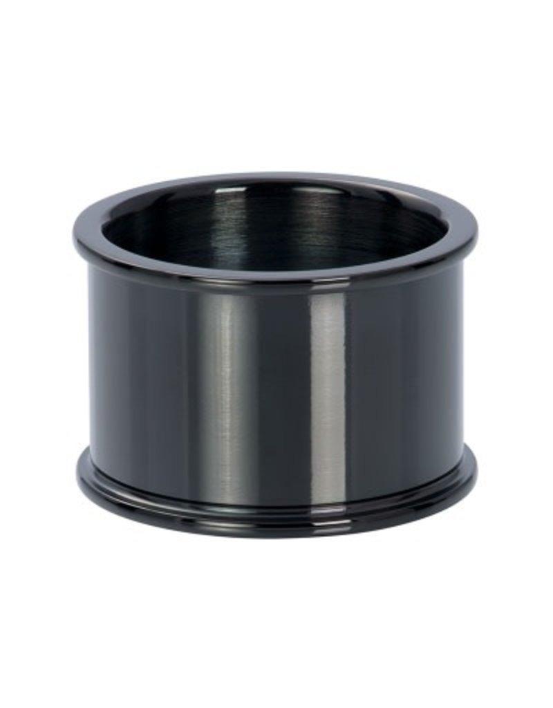 iXXXi iXXXi R07401-05 17.5 Ring basis 14MM zwart maat 17.50