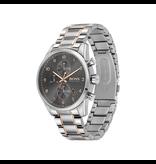 Hugo Boss Hugo Boss HB1513789 Horloge heren Skymaster chrono  staal/ rosé