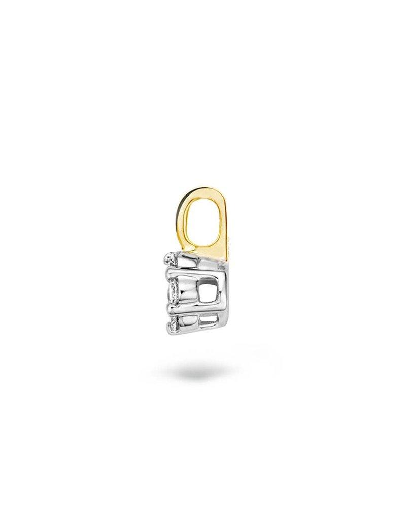 Blush 6603BDI Diamant hanger 14 krt goud