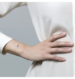 Blush 2167WZI Armband 14 krt witgoud met zirkonia