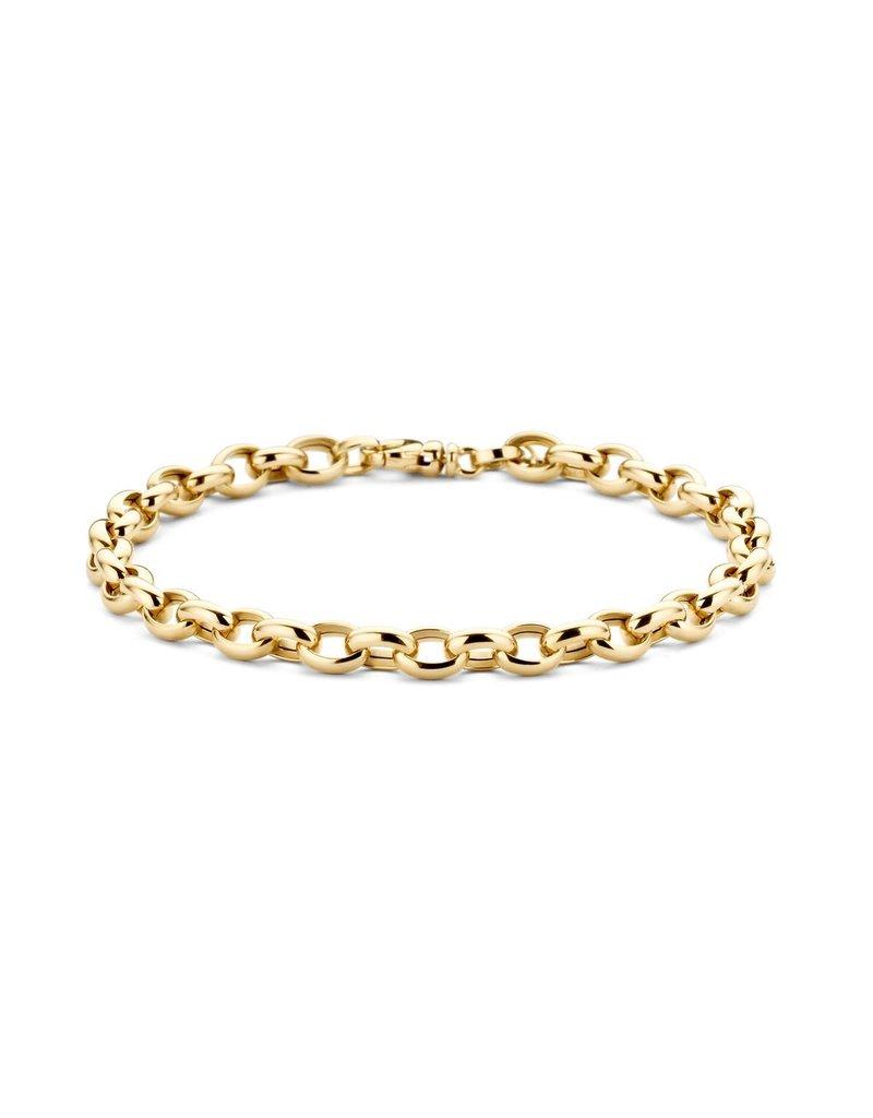 Blush 2162YGO Armband 14 krt geelgoud