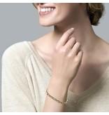 Blush 2170BGO Armband 14 krt wit-/geelgoud