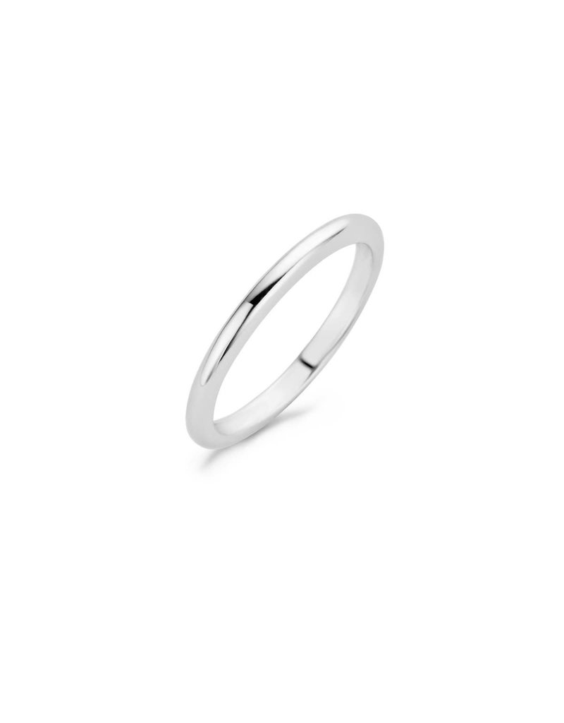 Blush 1117WGO/54 Ring 14 krt witgoud maat 54