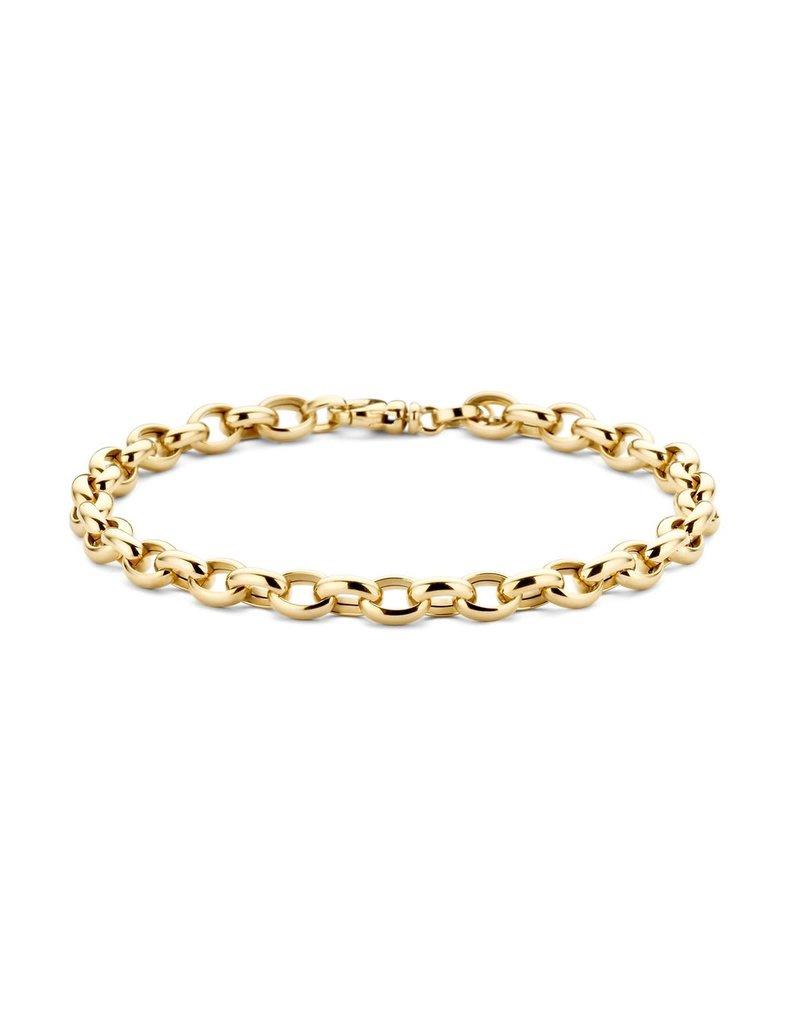 Blush 2160YGO Armband 14 krt geelgoud