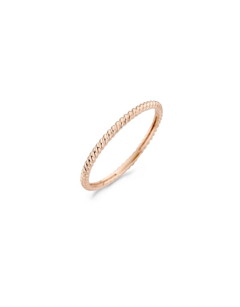 Blush 1196RGO/52 Ring 14 krt roségoud maat 52