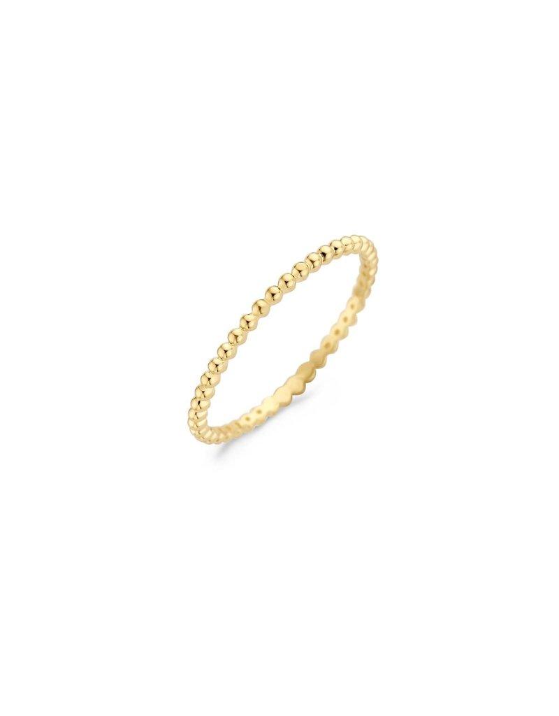 Blush 1195YGO/52 Ring 14 krt geelgoud maat 52