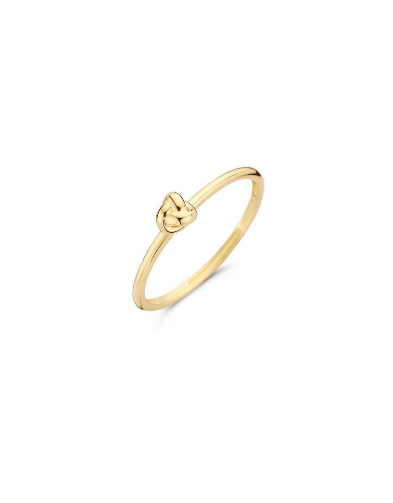 Blush 1193YGO/52 Ring 14 krt geelgoud maat 52
