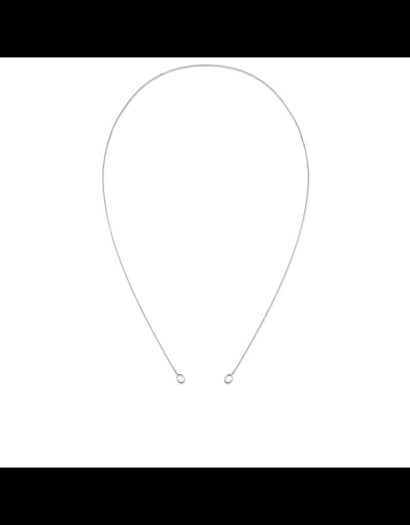 Ti Sento Milano 3875SI - Lengte 80 cm