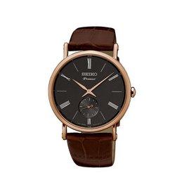 Seiko_Exclusive Seiko - SRK040P1 - Premier Heren horloge